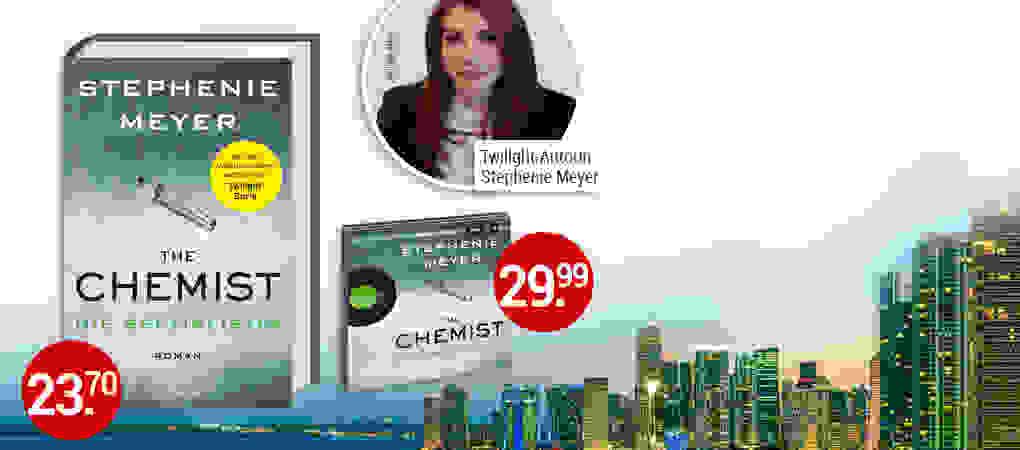 Stephenie Meyer, The Chemist