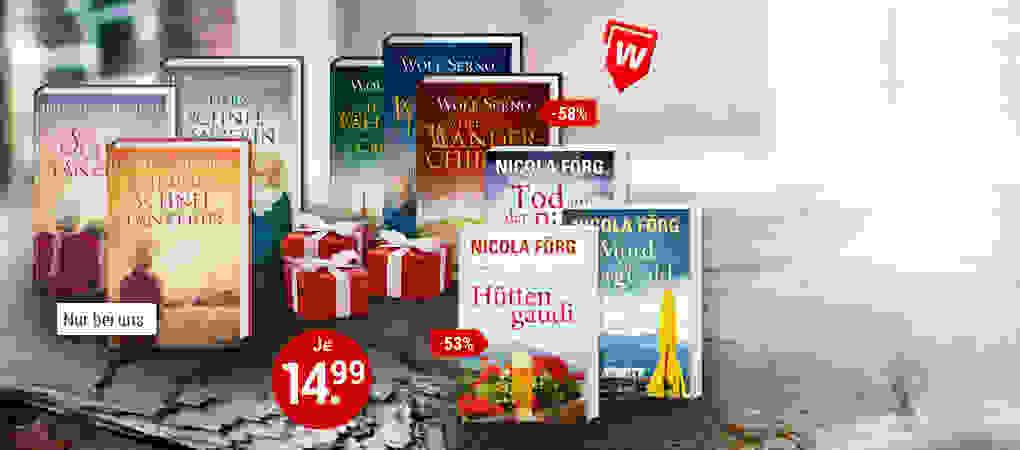 Bücher im Paket. Die unschlagbaren Preis-Leistungs-Schmöker
