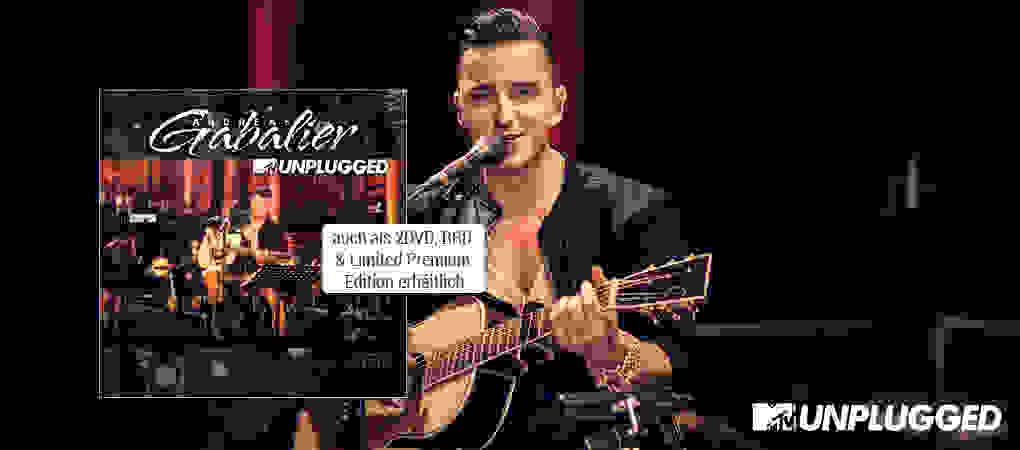 Andreas Gabalier - MTV Unplugged CD hier kaufen