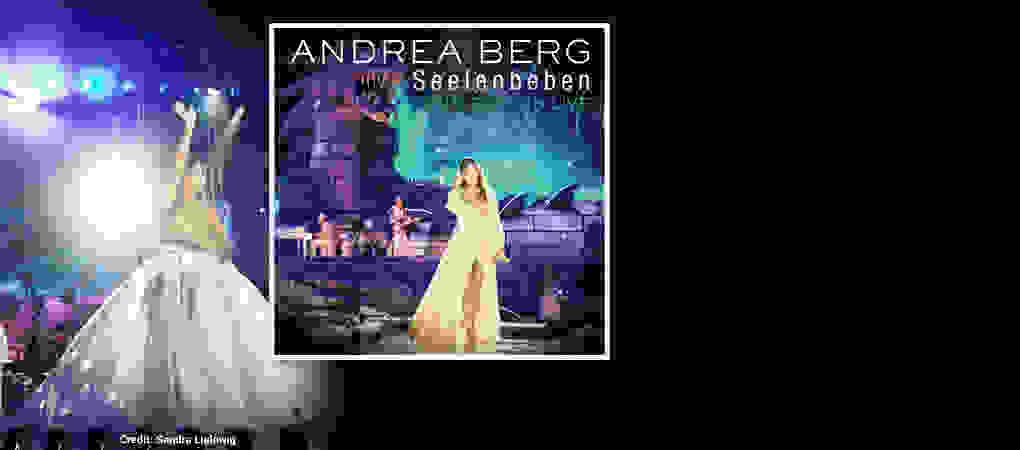 Andrea Berg - Seelenbeben Tour-Edition LIVE CD hier kaufen