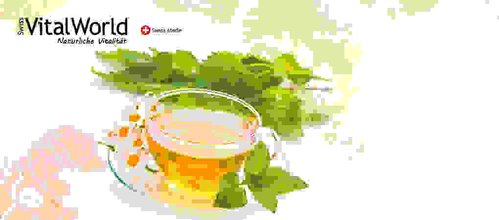 Die hohe Kunst des Ausbalancierens - Exklusive basische Teemischungen
