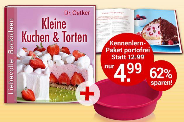 Obstkuchen, Muffins, Pralinen & mehr: Monat für Monat neue tolle Rezepte von Dr. Oetker