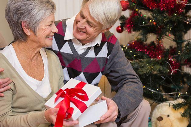 Weltbild Weihnachtswelt - Großer Geschenkefinder: Geschenke für Großeltern