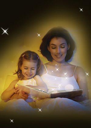 Jede Woche neu! Gute-Nacht-Geschichten für Kinder!