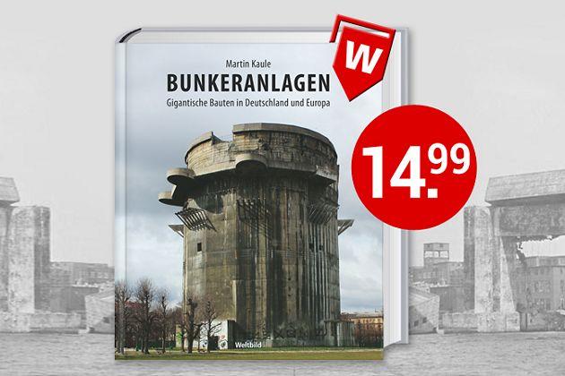 Spannende und seltene Einblicke in gigantische Bunkeranlagen!