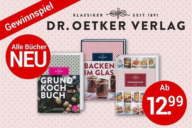 Dr. Oetker - Kochen und Backen mit Gelinggarantie