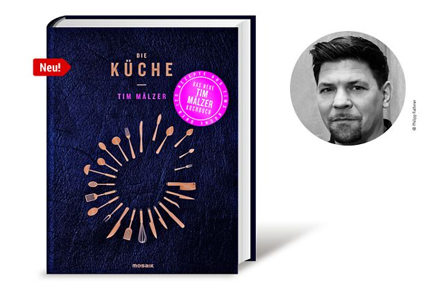 NEU: Das Grundlagen-Kochbuch von Tim Mälzer!