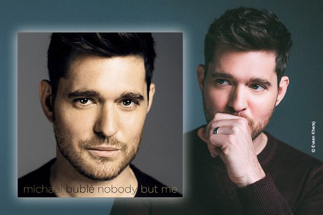 Michael Bublé - Nobody But Me CD hier kaufen