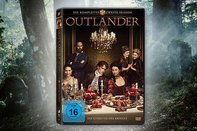 Outlander - Die komplette 2. Staffel auf DVD & Blu-ray jetzt kaufen!
