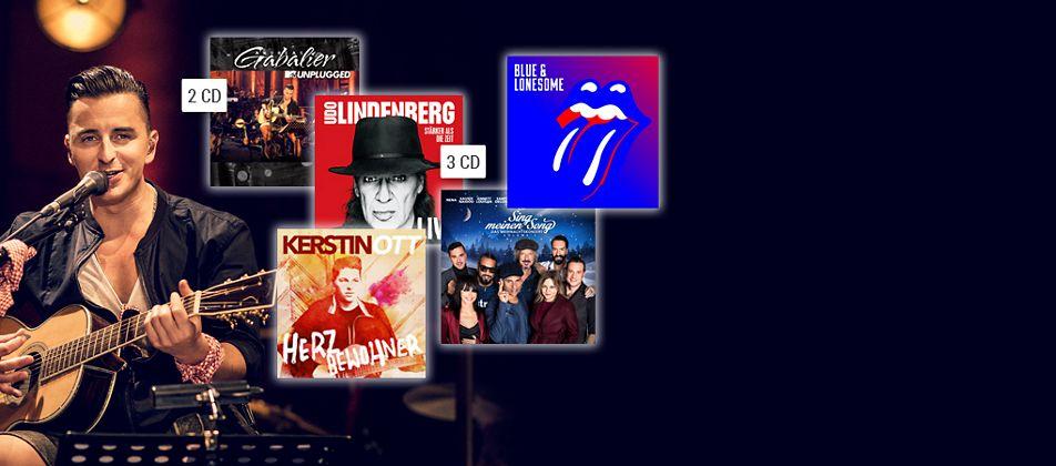 Top Musik-Neuheiten für jeden Geschmack