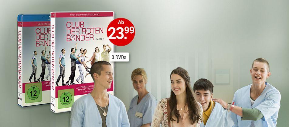 Club der roten Bänder 2 auf DVD & Blu-ray jetzt bestellen!