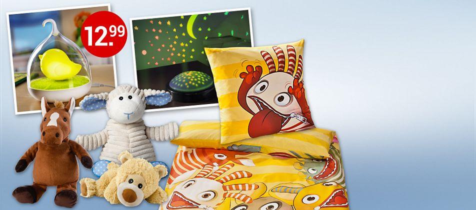 Die schönsten Artikel für süße Träume und leichteres Einschlafen - jetzt klicken!