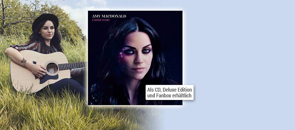 Amy MacDonald CD hier kaufen