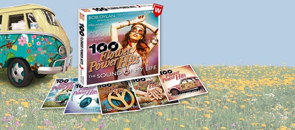 Flower Power CD hier kaufen