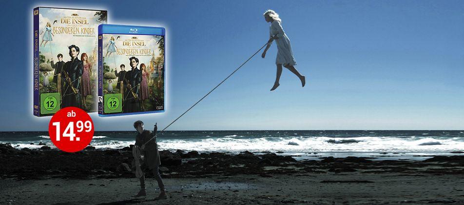 Die Insel der besonderen Kinder auf DVD & Blu-ray - jetzt kaufen!