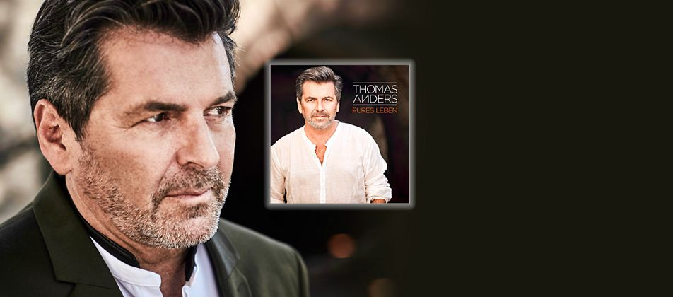 Thomas Anders - Pures Leben CD hier kaufen