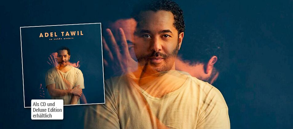 Adel Tawil CD hier kaufen