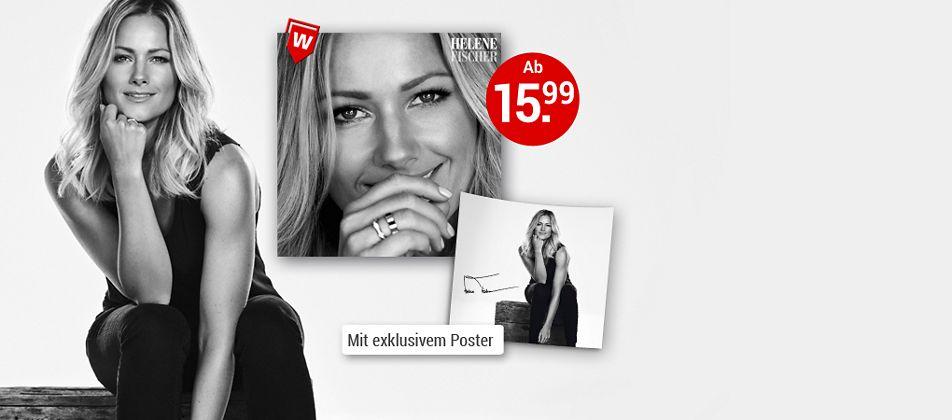 Helene Fischer 2017: Das neue Album - Nur bei uns mit exklusivem Poster!