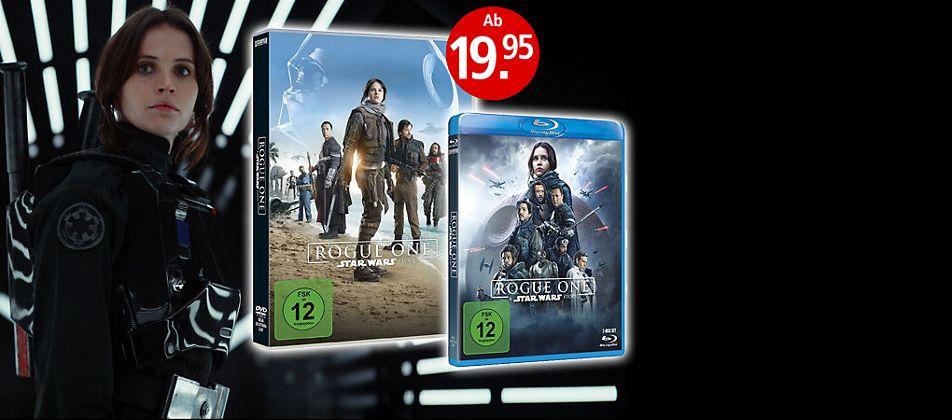 Rogue One: A Star Wars Story - Jetzt auf DVD & Blu-ray