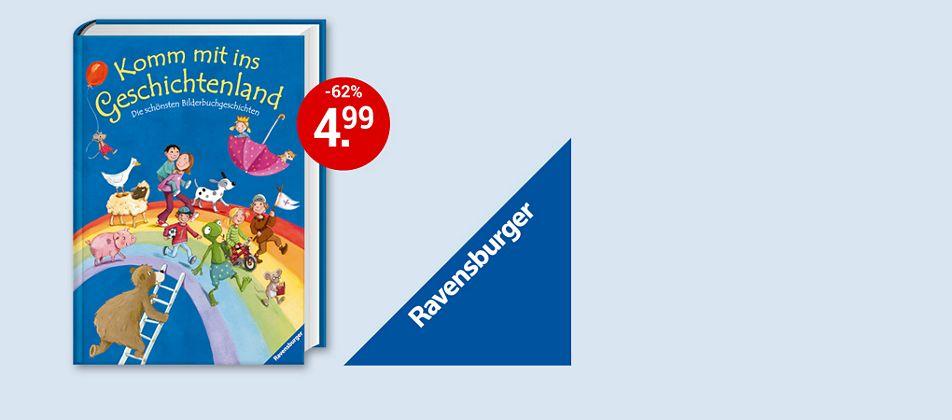 NEU: Besuchen Sie den Ravensburger-Shop auf weltbild.de