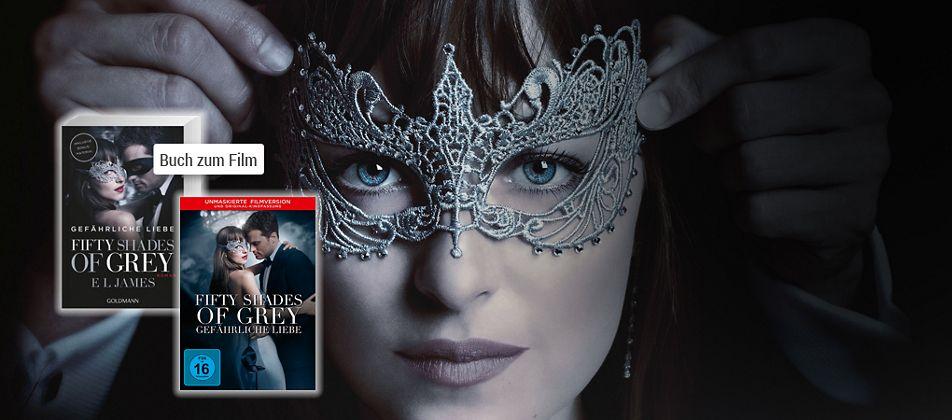 """""""Fifty Shades of Grey 2 - Gefährliche Liebe"""" - jetzt auf DVD & Blu-ray!"""