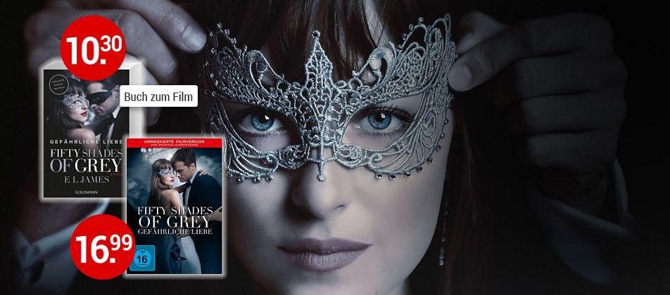 """""""Fifty Shades of Grey 2 - Gefährliche Liebe"""" - alles für wahre Fans!"""