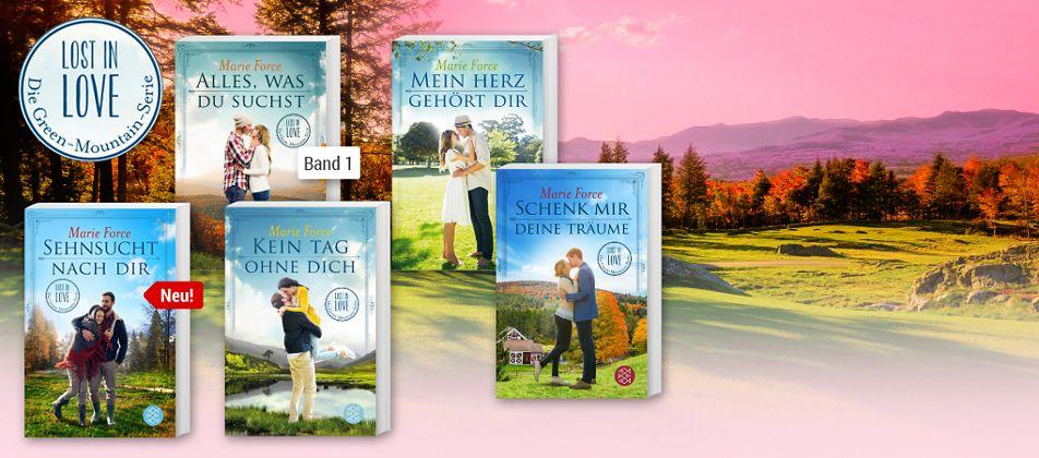 Lost in Love: Die Green-Mountain-Serie von Marie Force