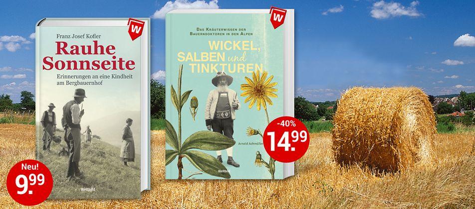 Tradition & Heil- Wissen ausder Heimat wiederentdeckt & neu aufgelegt ...