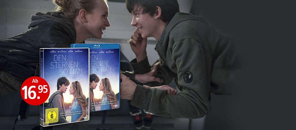 Den Sternen so nah - Jetzt auf Blu-ray & DVD