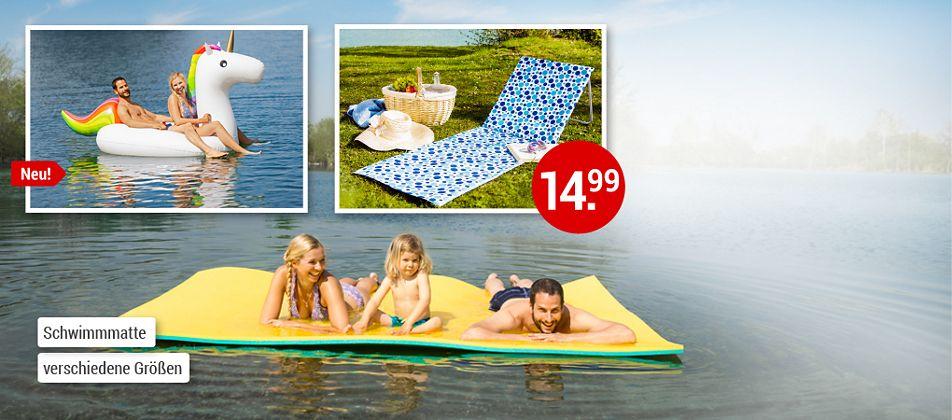 Sommer, Sonne, Badespaß