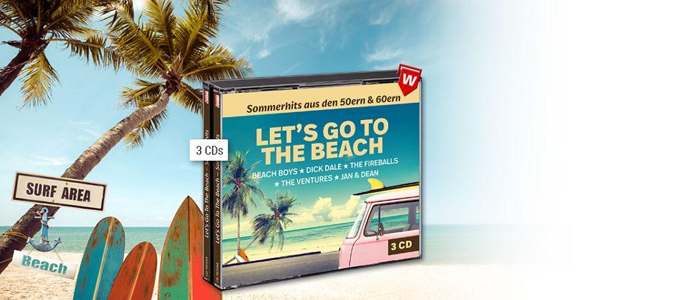 Sommer, Sonne & Party mit den Hits der 50er & 60er Jahre