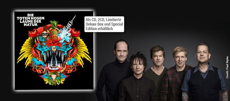 Das neue Studio-Album der Toten Hosen