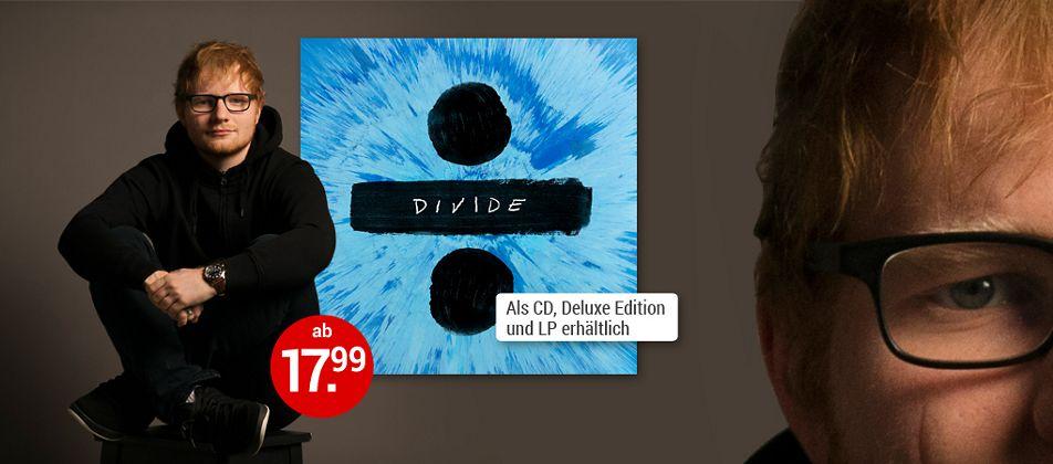 Ed Sheeran CD hier kaufen