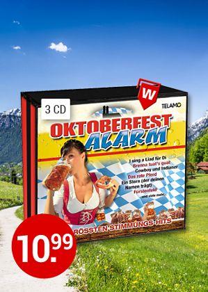 Oktoberfest CD hier kaufen