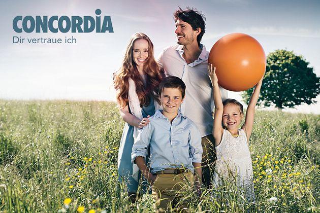 CONCORDIA Krankenversicherung für Sie und Ihre Familie