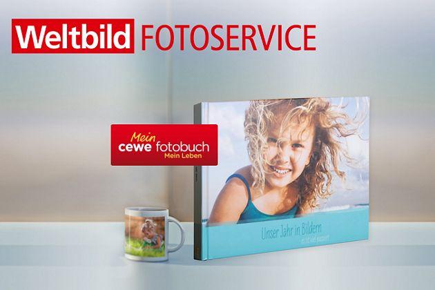 CHF 10.- Gutschein für Ihr nächstes CEWE FOTOBUCH*