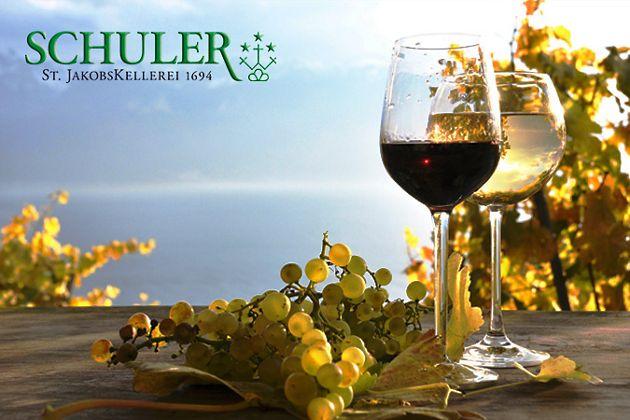 Weinvielfalt zum exklusiven Vorteilspreis bei Schuler