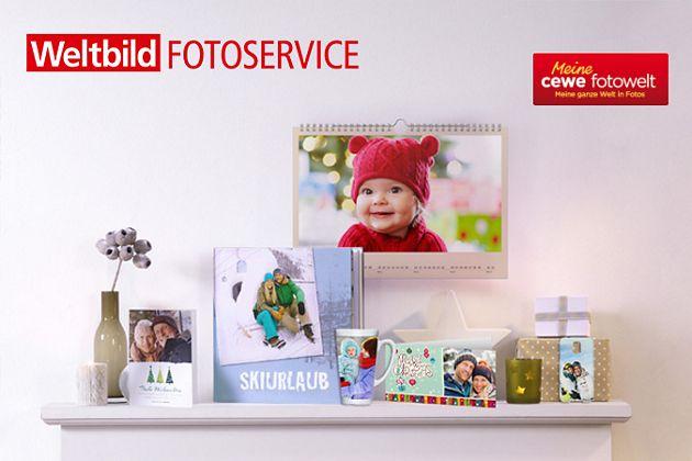 CHF 15.- Gutschein für das gesamte Fotoservice-Sortiment*