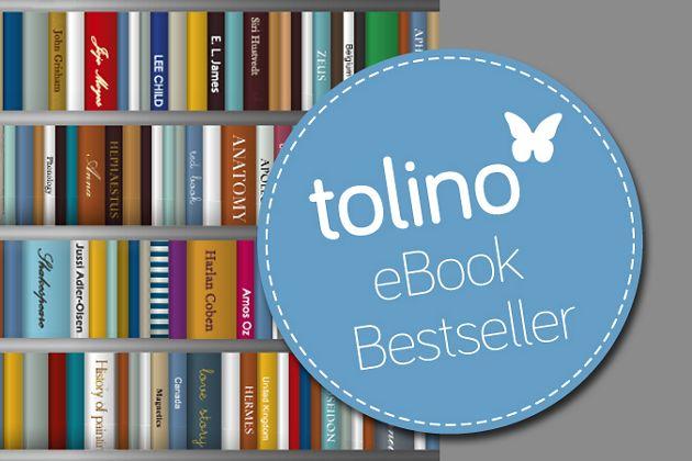 Die eBook Bestseller der tolino Leser!