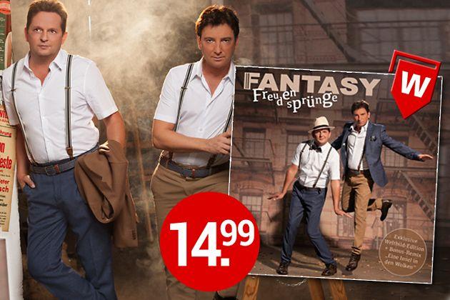 Fantasy - Freudensprünge CD hier kaufen