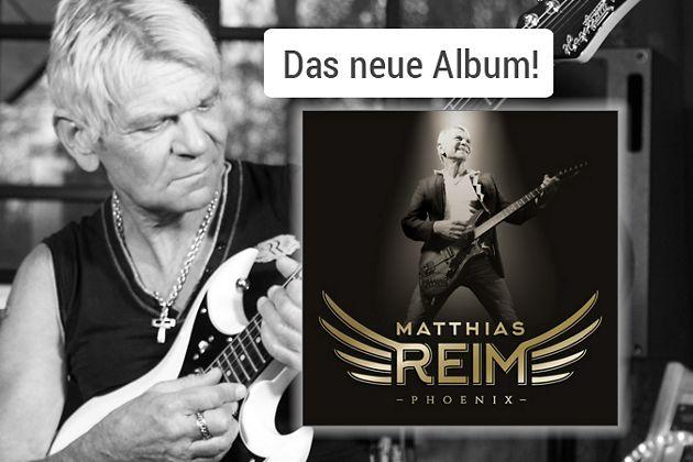 Matthias Reim - Phoenix CD hier kaufen