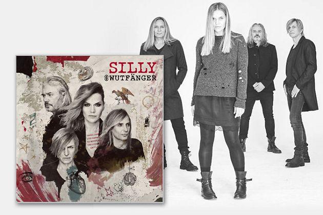 Silly - Wutfänger CD hier kaufen