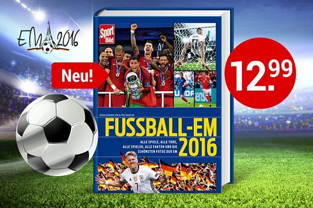 Der schnellste Rückblick auf die Fußball-EM!