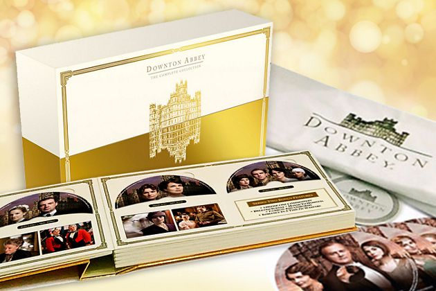 Downton Abbey die komplette Serie