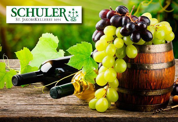 Wein-Genuss zu Vorteilspreisen