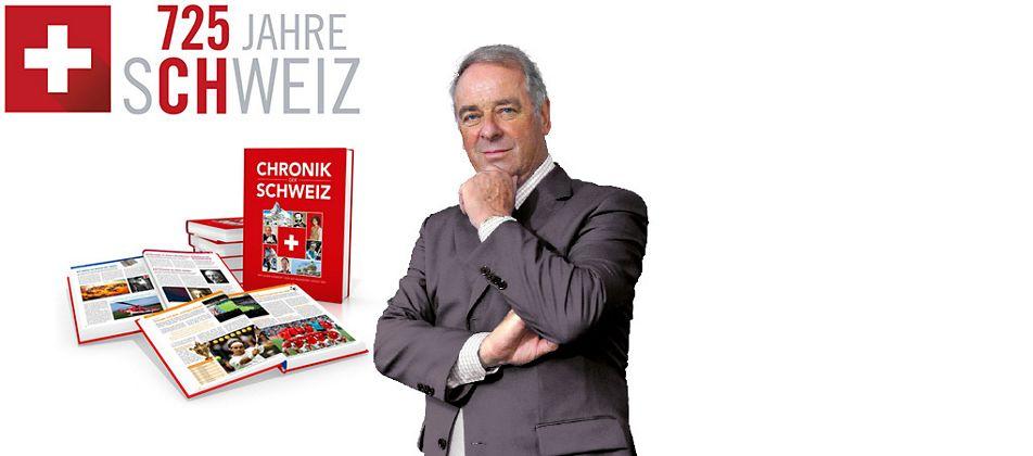 725 Jahre Schweiz: So unterhaltsam kann Geschichte sein!