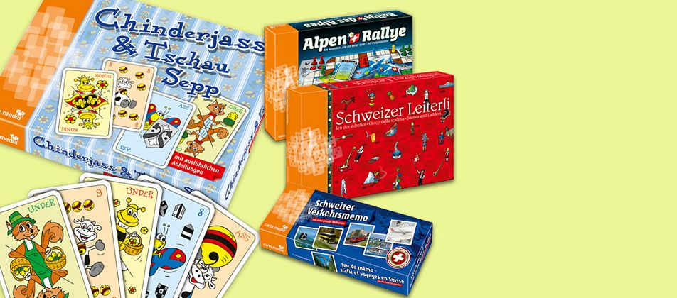 Schweizer Spiele