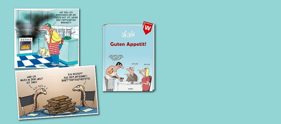 Uli Stein über Essen & Trinken - Exklusiv bei Weltbild