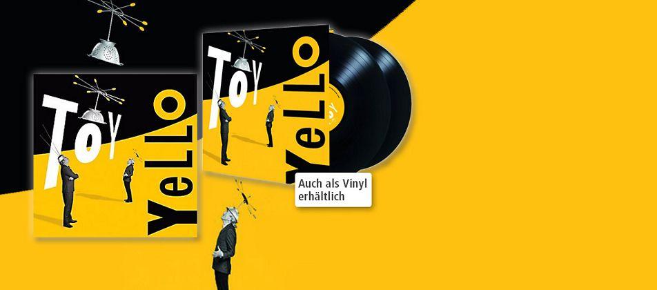 Das neue Album von Yello - Hier kaufen!