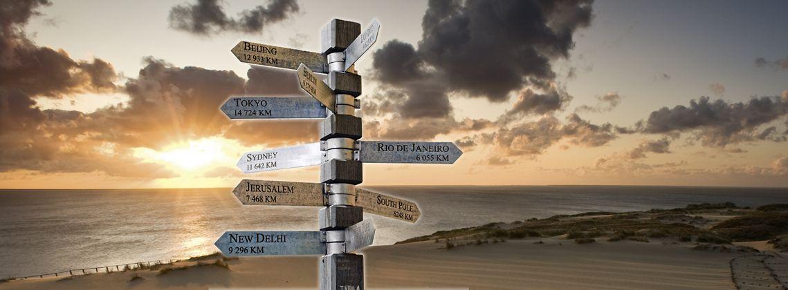 Reiseführer, Reiseberichte und Reisebildbände